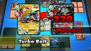MEGA Manectric! - Pokemon Trading Card Game Online - Let's Play - Part 154(Let's Play Pokemon Trading Card Game Online! Facebook Page: https://www.facebook.com/TylyrPlays Twitch Page: http://www.twitch.tv/tylyrplays Here we are ..., 2014-11-15T14:30:03.000Z)