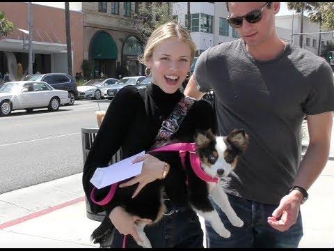 Halston Sage talks about her Birthday & Puppy!!!  Subscribe