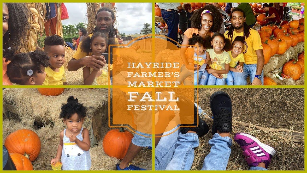 Pumpkin Patch Hayride Fall Harvest Festival Kid Corn Maze Flamingo Road Nursery
