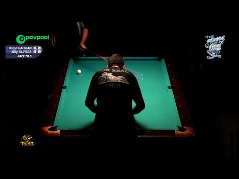 #11 - Billy SILVEIRA vs Ralph DALIOAN - 49th Terry Stonier 9-Ball Reunion!
