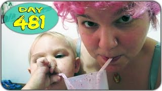 Smoothie Sipping!!! A Super and Sunshine Family Vlog #481