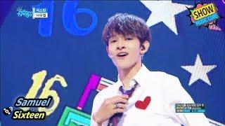 Video [HOT] Samuel - Sixteen, 사무엘 - 식스틴 Show Music core 20170826 download MP3, 3GP, MP4, WEBM, AVI, FLV Oktober 2017