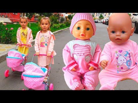 Куклы Беби бон Настя и СБОРНИК новых серии Как Мама Видео для детей