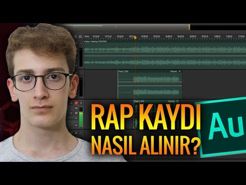 HOW IS RAP RECORDED? - PROFESSIONAL VOICE RECORDING (Adobe Audition)