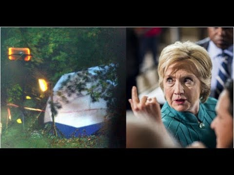 HILLARY BEGGED FOR FORGIVENESS AND DIDN'T GET IT NOW LOOK WHO HAD A SUDDEN ACCIDENT IN FEILD TODAY!