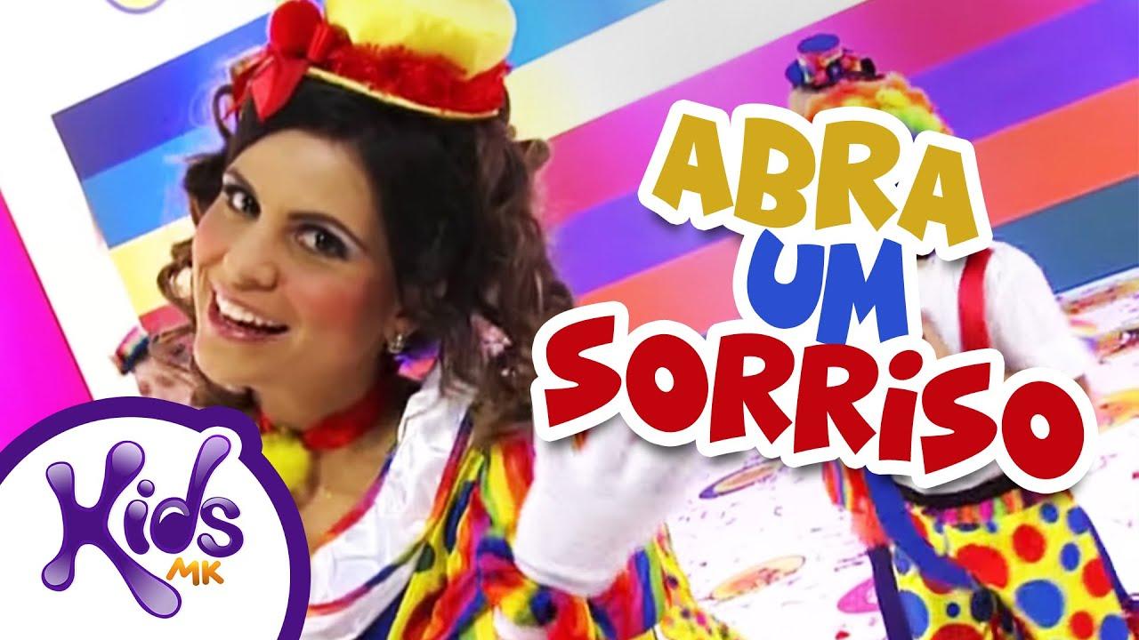 Abra Um Sorriso Aline Barros Cia 3 Oficial Youtube