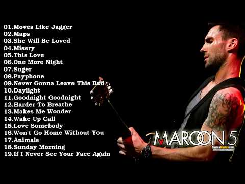 Best Of MAROON 5 Collection || MAROON 5 Greatest Hits Playlist [Music Collection]