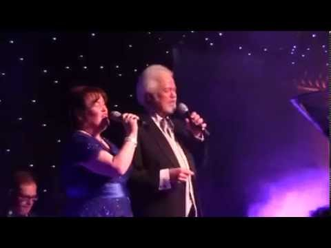 Susan Boyle UK Hearing Gala with Merrill Osmond