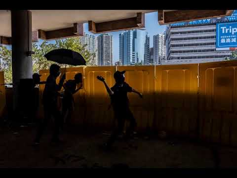 Ugly From the Outset: A Day of Violence and Anger in Hong ...