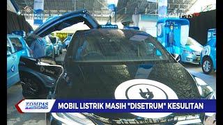 """Mobil Listrik Masih """"Disetrum"""" Kesulitan"""