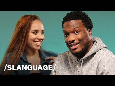 Slovenian People Guess Chicago Slang ft. Donterio Hundon | /Slanguage/