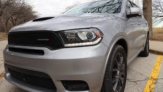 2018 Dodge Durango R/T: How To Make A Boring SUV Sing