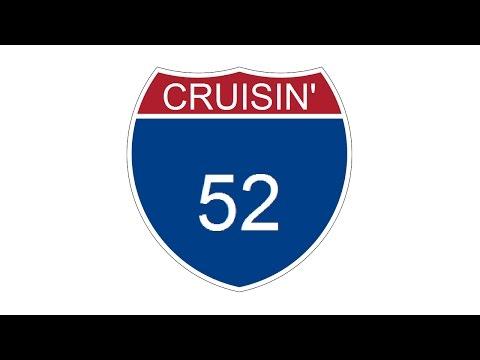 Cruisin' Interstate 8 in San Diego, La Mesa and El Cajon, California on April 30, 2012