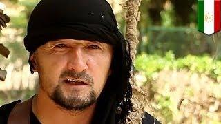 Глава такжикского ОМОНа присоединился к Исламскому государству