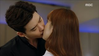 Video [W] ep.03 Han Hyo-joo surprised by Lee Jong-suk's sudden kiss! 20160727 download MP3, 3GP, MP4, WEBM, AVI, FLV April 2018