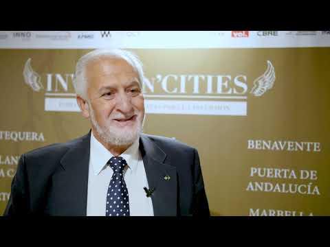 Entrevista al secretario general de la Federación de Empresarios de Segovia, D. José Luis de Vicente