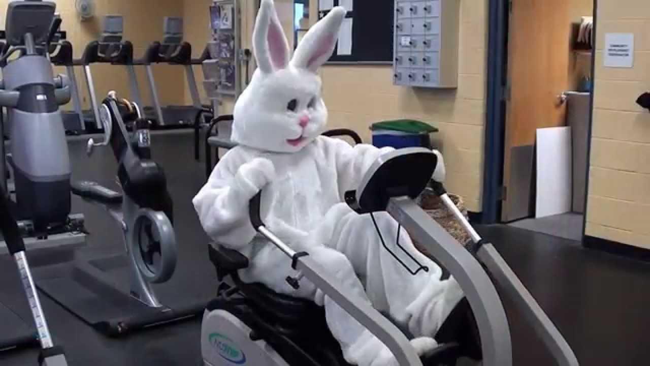 Easter Bunny Training 2014 Youtube