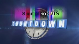 8 Out of 10 Cats ... Does Countdown Special 6 (16 August 2013) HD