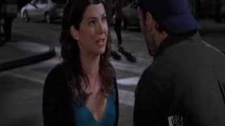 Gilmore Girls - Partings - Most sad scene