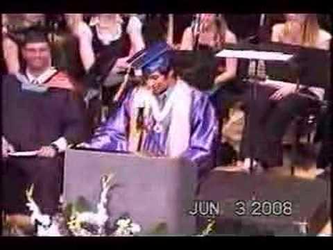 Hilarious Valedictorian Speech Lake Central 2008 Kevin Parikh
