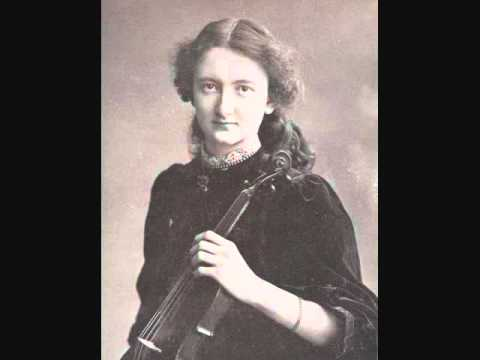 Kathleen Parlow and Charles A. Prince - Drigo Serenade (1916)
