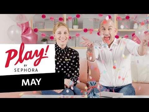 PLAY! by SEPHORA Boxing: May 2018 | Sephora