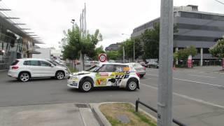 Skoda Fabia S2000 Rally Car Videos