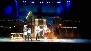 Остров Сокровищ  Песня Треллони - мьюзикл