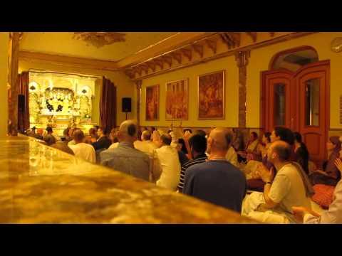 Srila Sivarama Swami Maharaja - Bhajan - 2013.05.11.Budapest