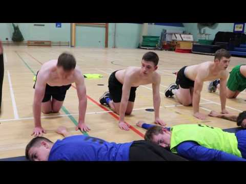 Potential Royal Marine Course 15 November 2016