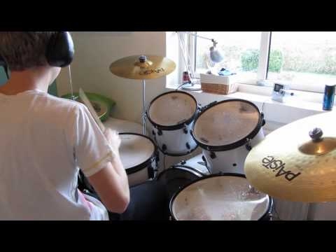 Queens - We Will Rock You drum cover