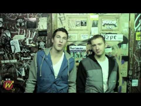 Timeflies Interview with WayUpHere.com (Live in Chicago)