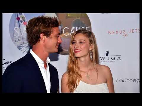 HRH Prince Pierre Casiraghi and HRH Princess Beatrice Borromeo