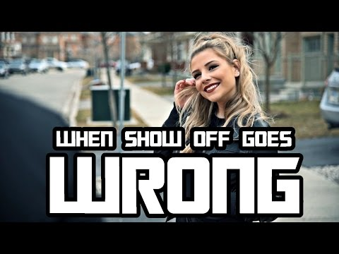 WHEN SHOW OFF GOES WRONG | Sham Idrees