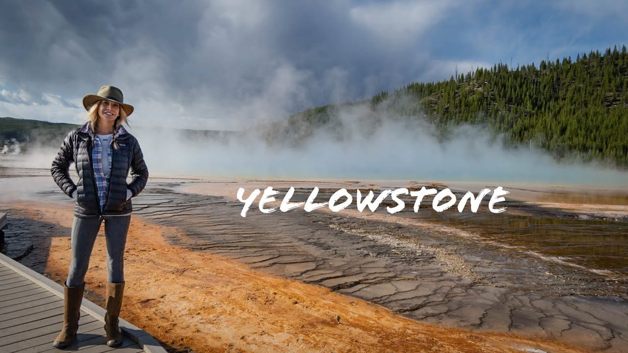 Yellowstone Adventure 2020 4K | Full Time Truck Camper Living