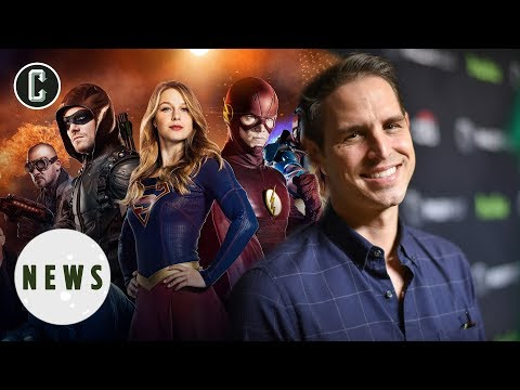 The Flash's Greg Berlanti Signs $300 Million Deal With Warner Bros. TV