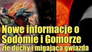 Zagłada Sodomy i Gomory, duchy w aplikacji WhatsApp oraz nowa migająca gwiazda