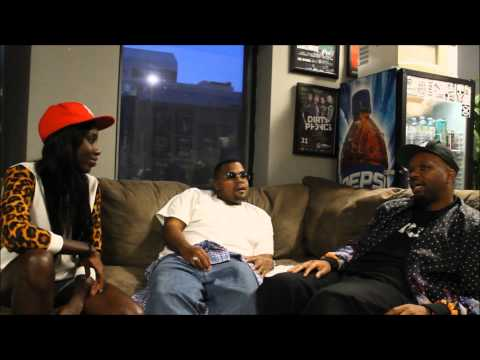 Slum Village interview (Teethree & Young RJ ) Montreal July 2014