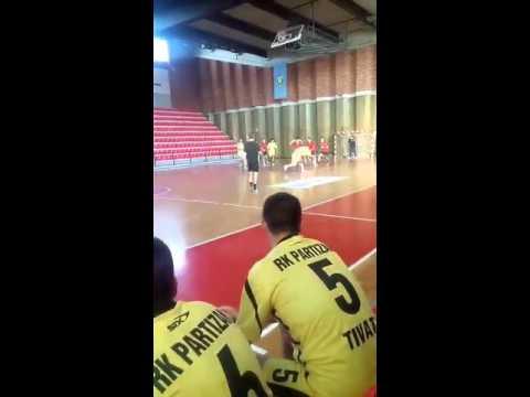 Great goal from Marko Vučković!!!
