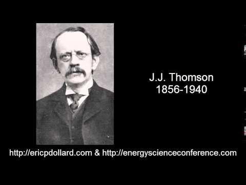 2015-03-30 Eric Dollard on J.J. Thomson
