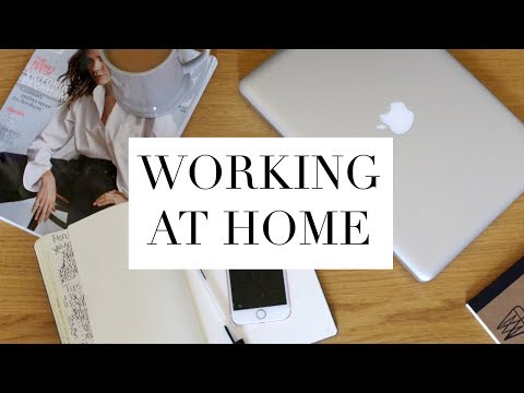 Productivity Hacks When Working From Home - Time Management Tips For Freelancers