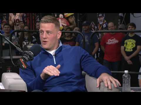 J.J. Watt on The Dan Patrick Show (Full Interview) 2/2/17