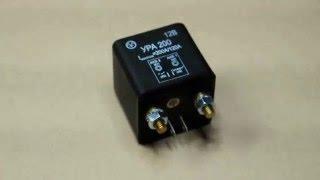 видео Установка второго аккумулятора на Уаз, устройство развязки УРА-200х