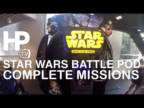 GoPro Star Wars Battle Pod Complete Stages 1-5 by HourPhilippines.com