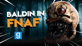 If BALDI was an ANIMATRONIC | 6 SCARY GAMES (WARNING: HORROR)