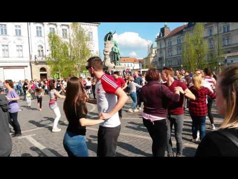 Rueda Flashmob 2017 - Ljubljana - Official #Rueda2017