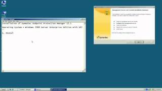 Symantec Endpoint Manager Protection 12.1 Installation