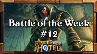Battle of the Week #12: Tavern Brawl Boom Bot Madness!