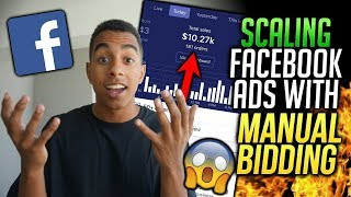 Manual Bidding Strategy For Facebook Ads - FAST Scaling Method