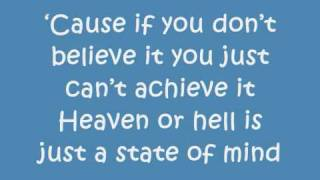 Osmo - Heaven or Hell - Lyrics
